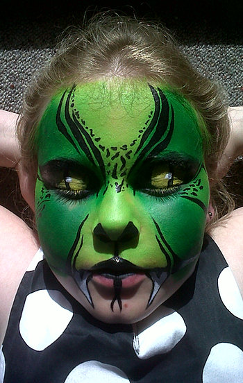Face Painting Whangarei