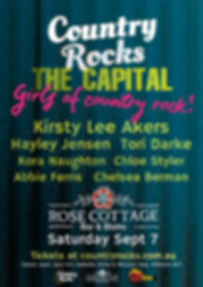 Country-Rocks-the-Capital-GIRLS-PosterBe