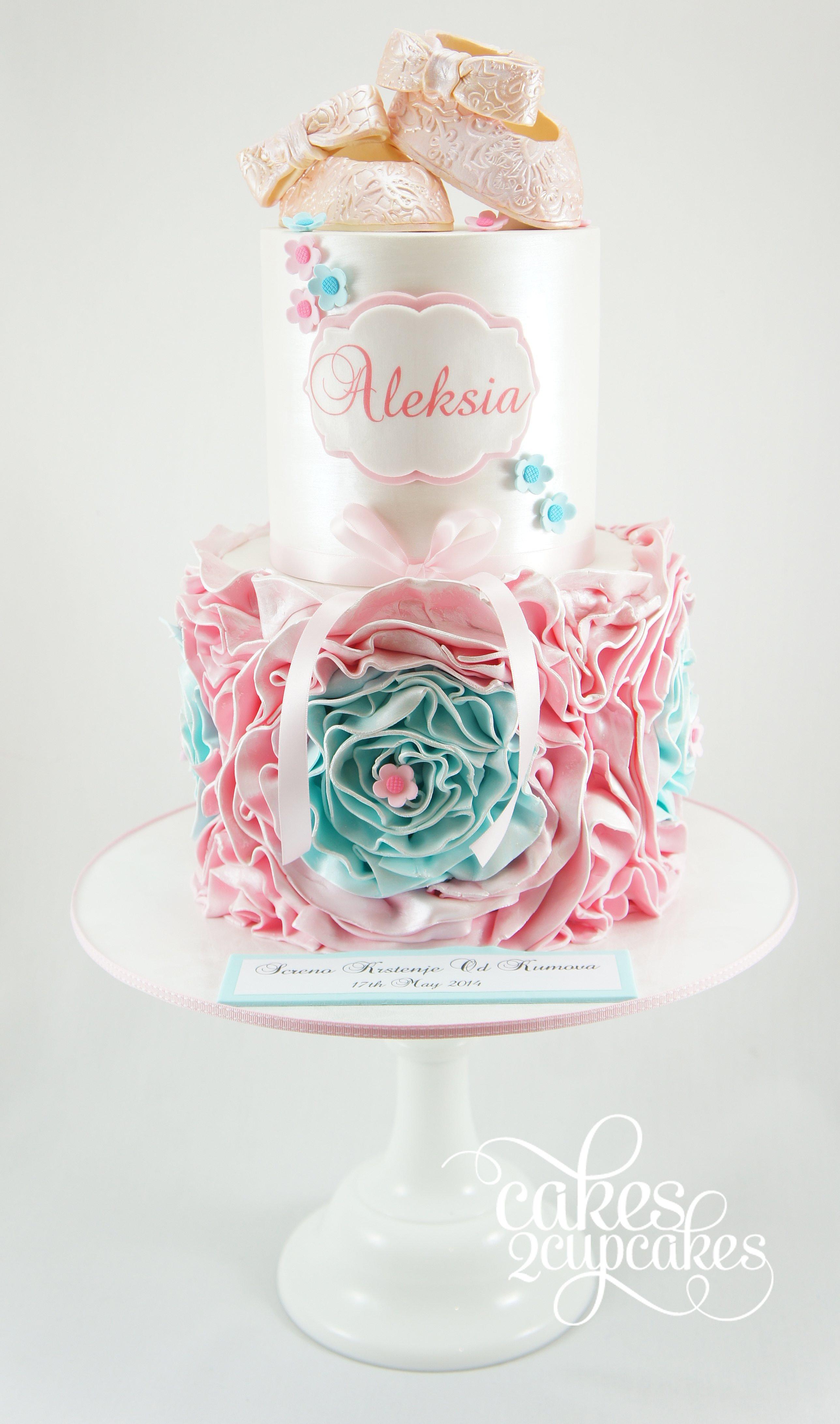 Cakes 2 Cupcakes Cakes2cupcakes Pink Blue Jpg