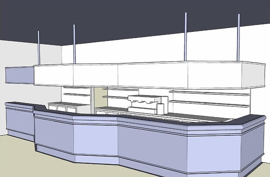 meuble sur mesure comptoir de bar paris 75 78 92. Black Bedroom Furniture Sets. Home Design Ideas