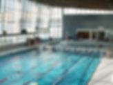 Piscine Complexe sportif Poseidon woluwe Bruxelles