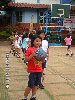 Lap. Basket & Bola