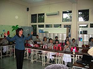 Ruang Kelas AC