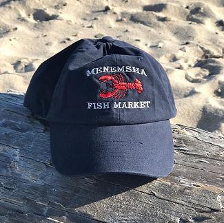 MFM Menemsha Lobster Hat / Ball Cap