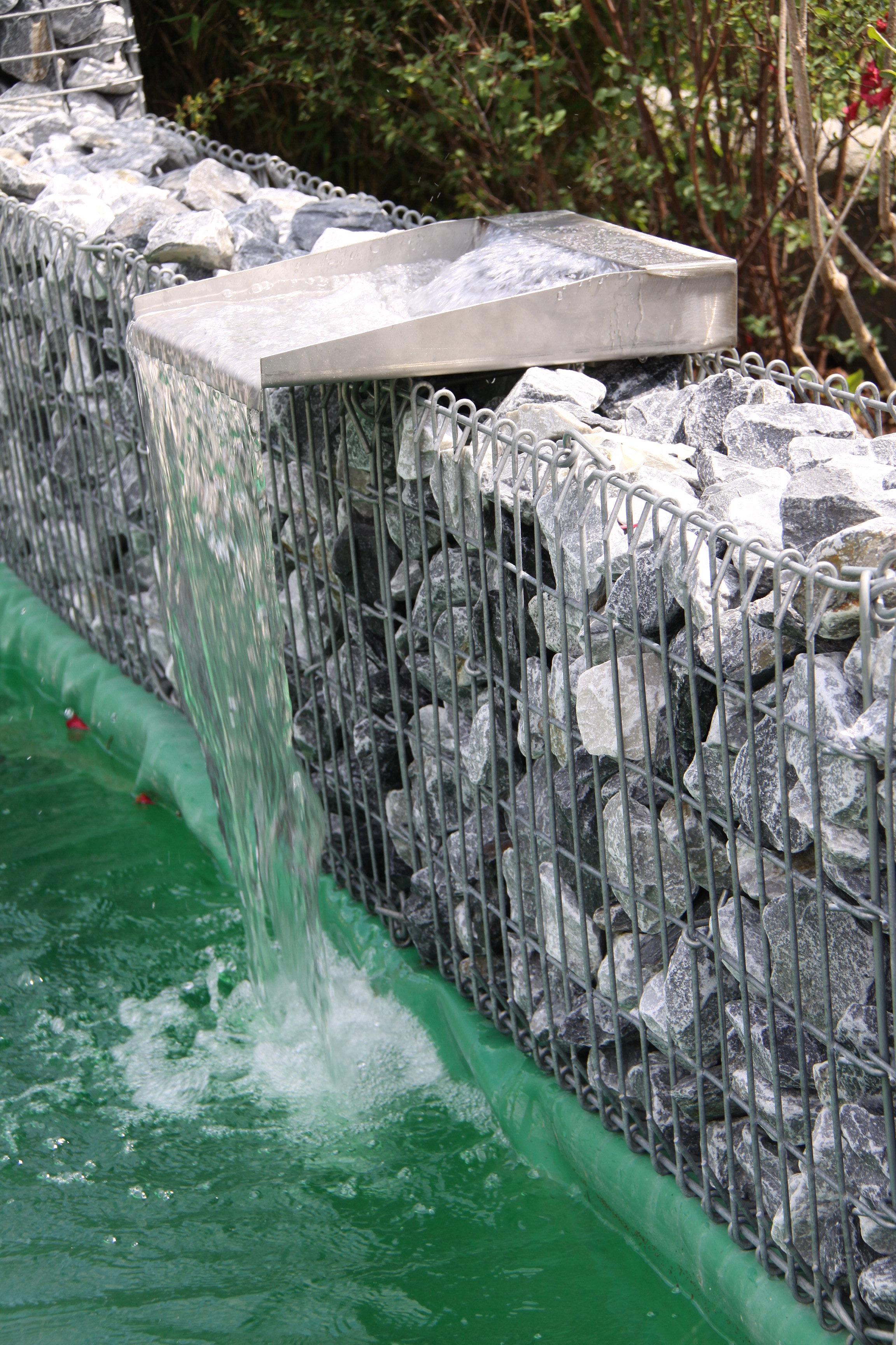 gartengestaltung peter reinisch wasserfall