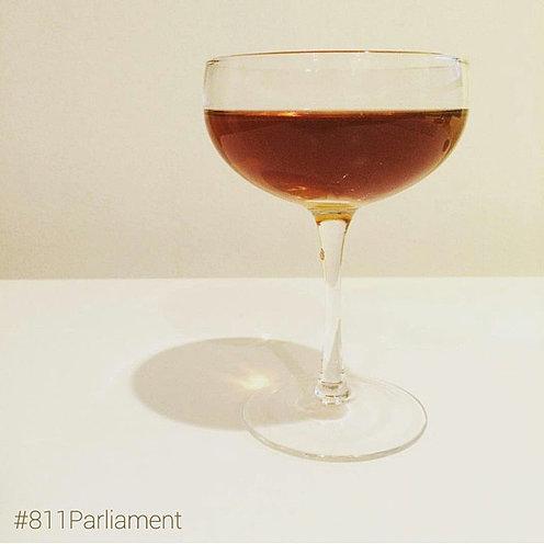 #CocktailWednesday ��Bulleit Bourbon or Bulleit Rye ManhattanMaras
