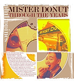 Wall Design for Mister Donut