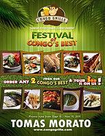 Congo Grille Festival @ Congo Poster