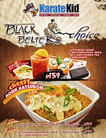 Black Belters Choice Poster