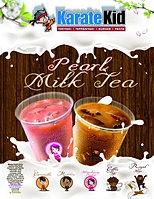 Pearl Milk tea Poster