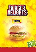 Poster Design Burger