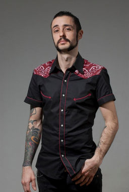 camisa western cowboy ropa online barcelona cindy bangs