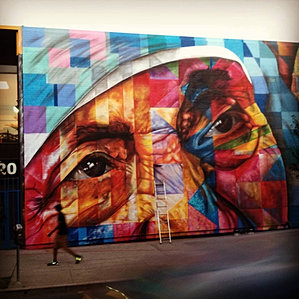 About eduardo kobra biography for 2pac mural new york