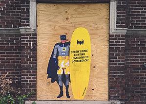 'Batman Retires'