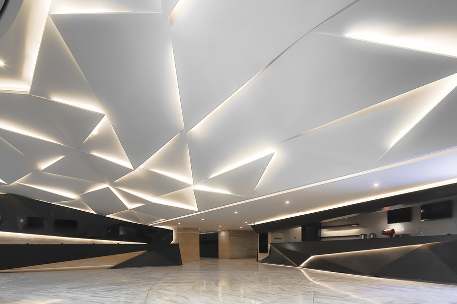 Oft Interiors Emperor Ua Cinemas Foshan China