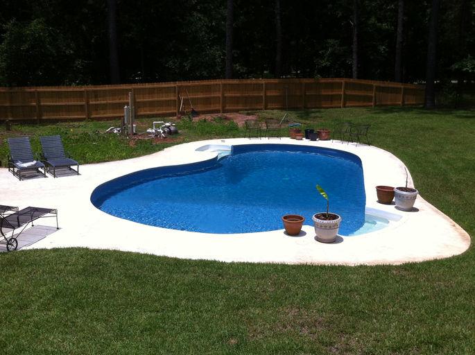Barksdale Custom Pools Tallahassee Swimming Pool Builder
