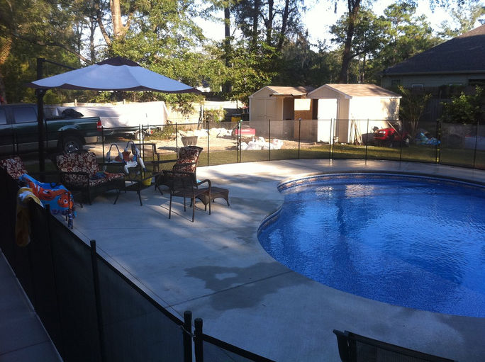 Barksdale Custom Pools Tallahassee Swimming Pool Builder