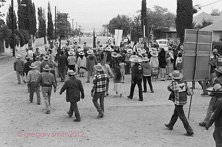 March to Sacramento