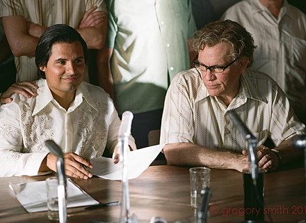 Michael Peña, John Malkovitch