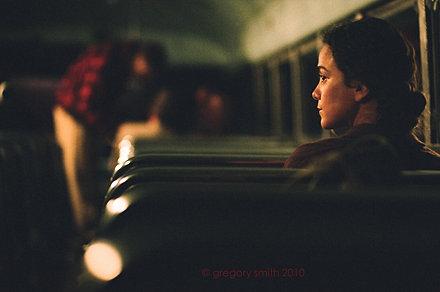 Alice Braga, Sam Riley