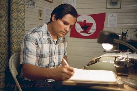 Michael Peña as Cesar E. Chavez