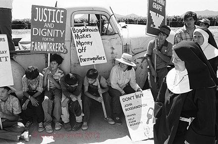 Campasinos, Farmworkers on Strike