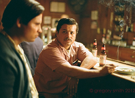 Michael Peña, Jacob Vargas