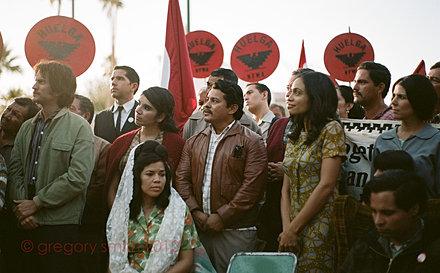Wes, America, Jacob, Rosario, Chavez