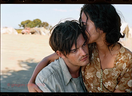 Sam Riley, Alice Braga