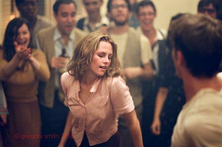 Kristen Stewart, Garrett Hedlund