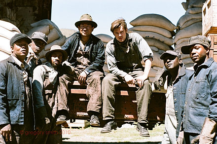Sam Riley, Rail Road Workers
