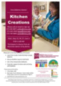 Online Kitchen Creations Flyer Colfax Un
