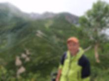登山ガイド 大友壮一