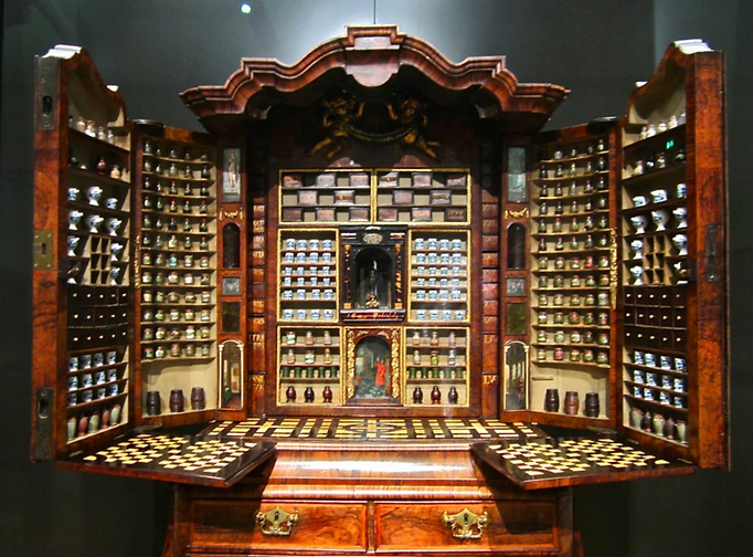 Coolest Apothecary Cabinet Ever | History | Ducking History