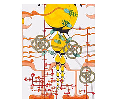 Electric Light Towers | Linda Ganjia