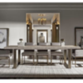 Check out this beautiful dining table fr