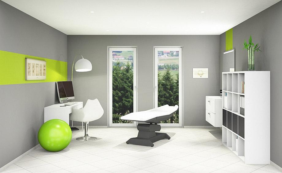 design am nagement d 39 un cabinet kin. Black Bedroom Furniture Sets. Home Design Ideas