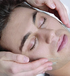 Boston Facial, Men, Back Bay Spa, Skin treatments, Boylston 02116