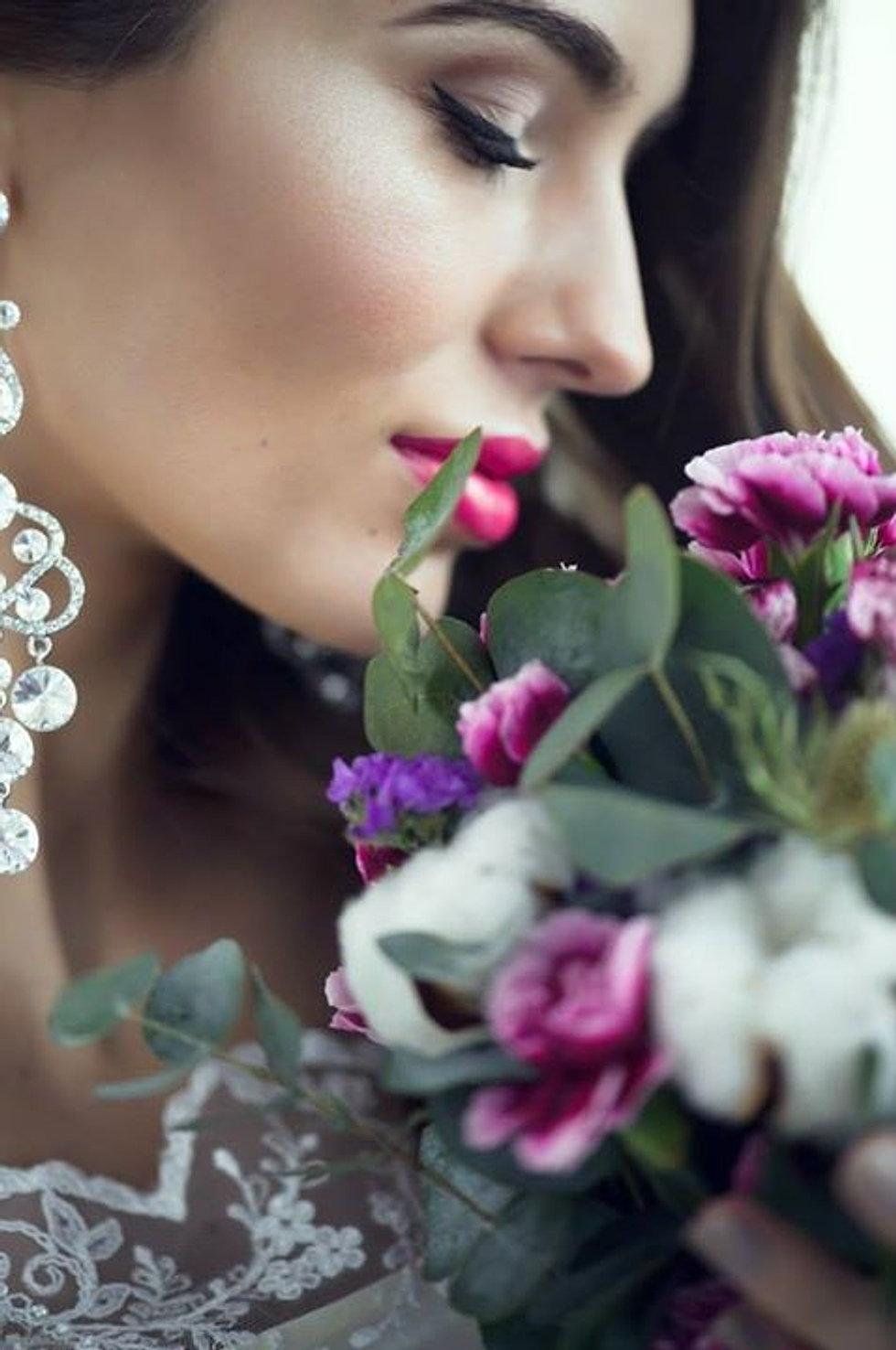 елена лясковская свадебные прически