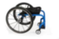Quickie 5r Silla de ruedas Spinergy Outlandish