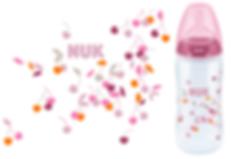Linn-Behrendt-Graphic-Design-Surface-Pattern-Illustration-NUK-Classic bottles Flaschen-Kirschen-cherries