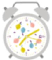 Ruixin electronic-designs-alarm clock-Li