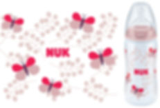 Linn-Behrendt-Graphic-Design-Surface-Pattern-Illustration-NUK-Classic bottles Flaschen-Schmetterling-butterfly