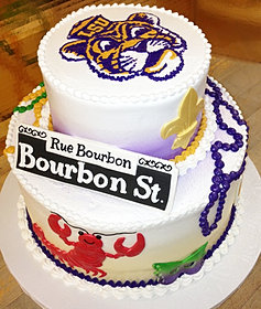 Touche Touchet Bakery Adult Celebration Cakes