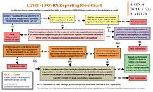 COVID-19 Recordkeeping Flowchart Capture