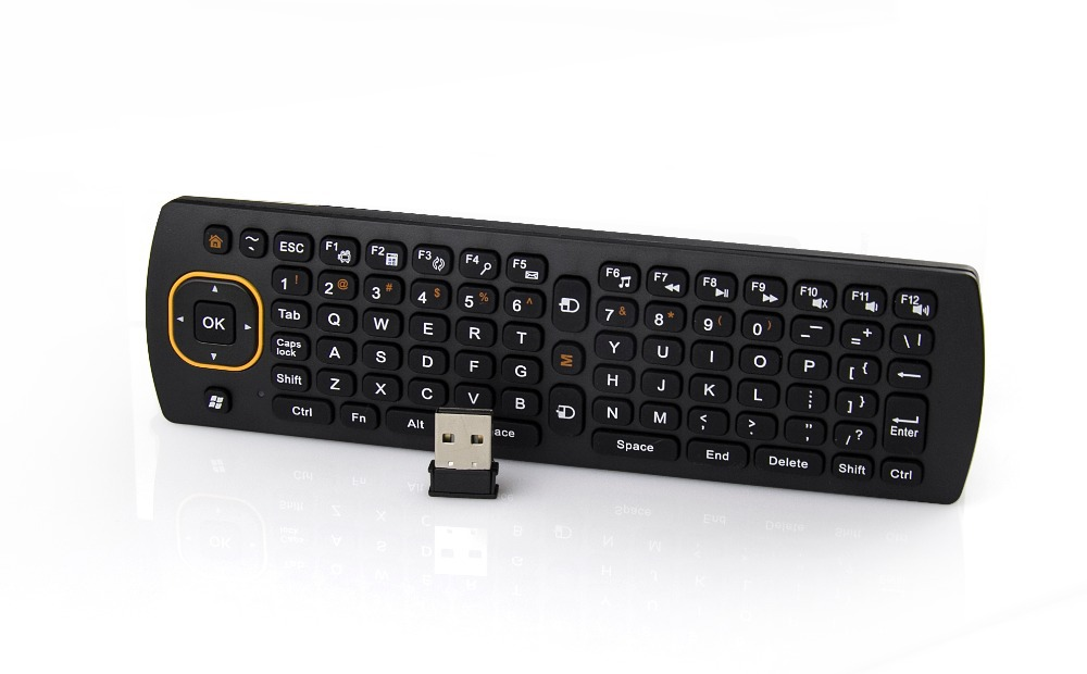 Wireless Remote Mouse Keyboard Android