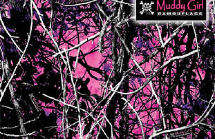 Muddy Girl Camouflage by Moonshine