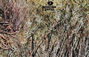 Brush Camouflage