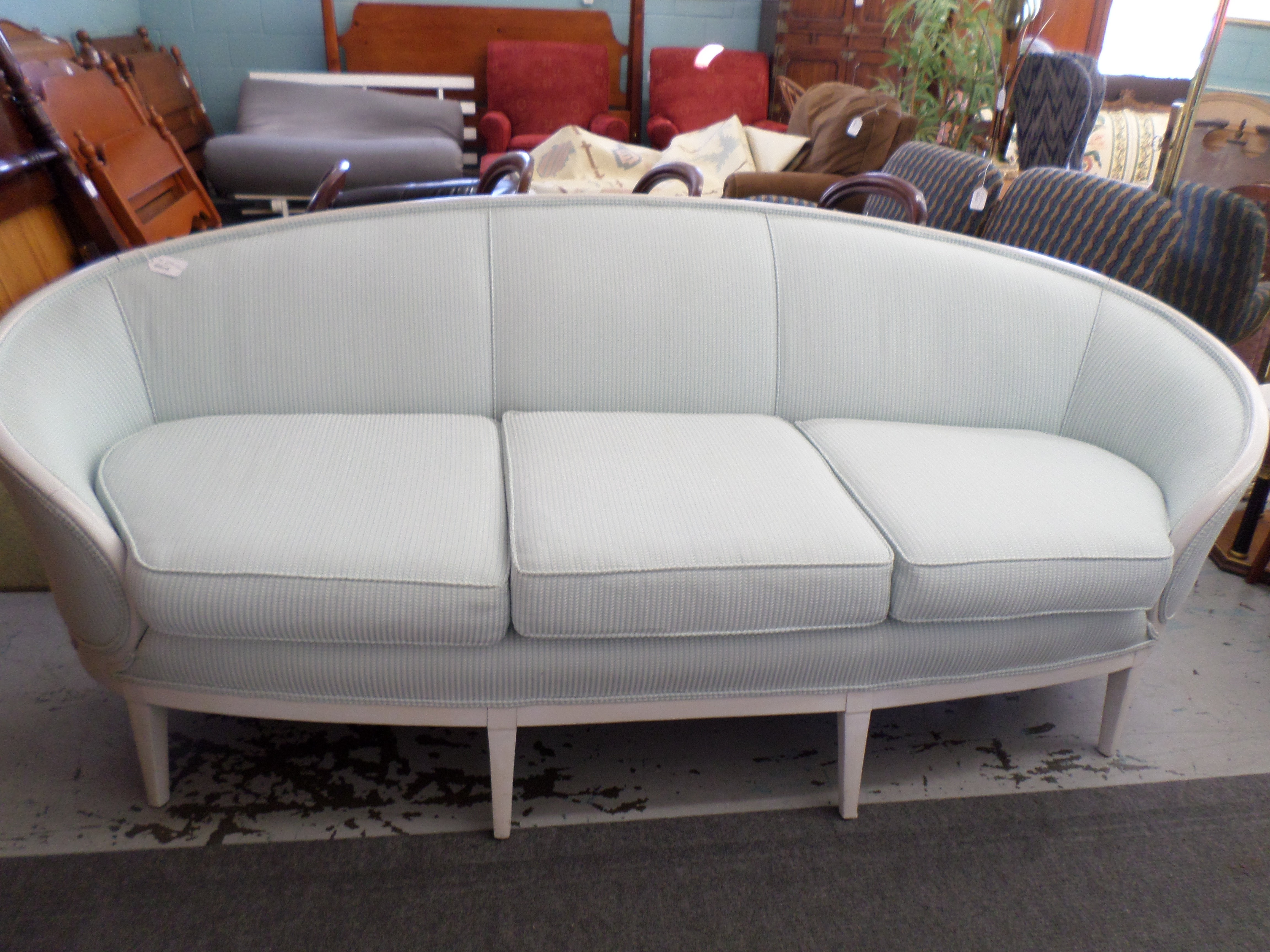 East Bay Conisgnment Antique Sofa Cottage Style 350