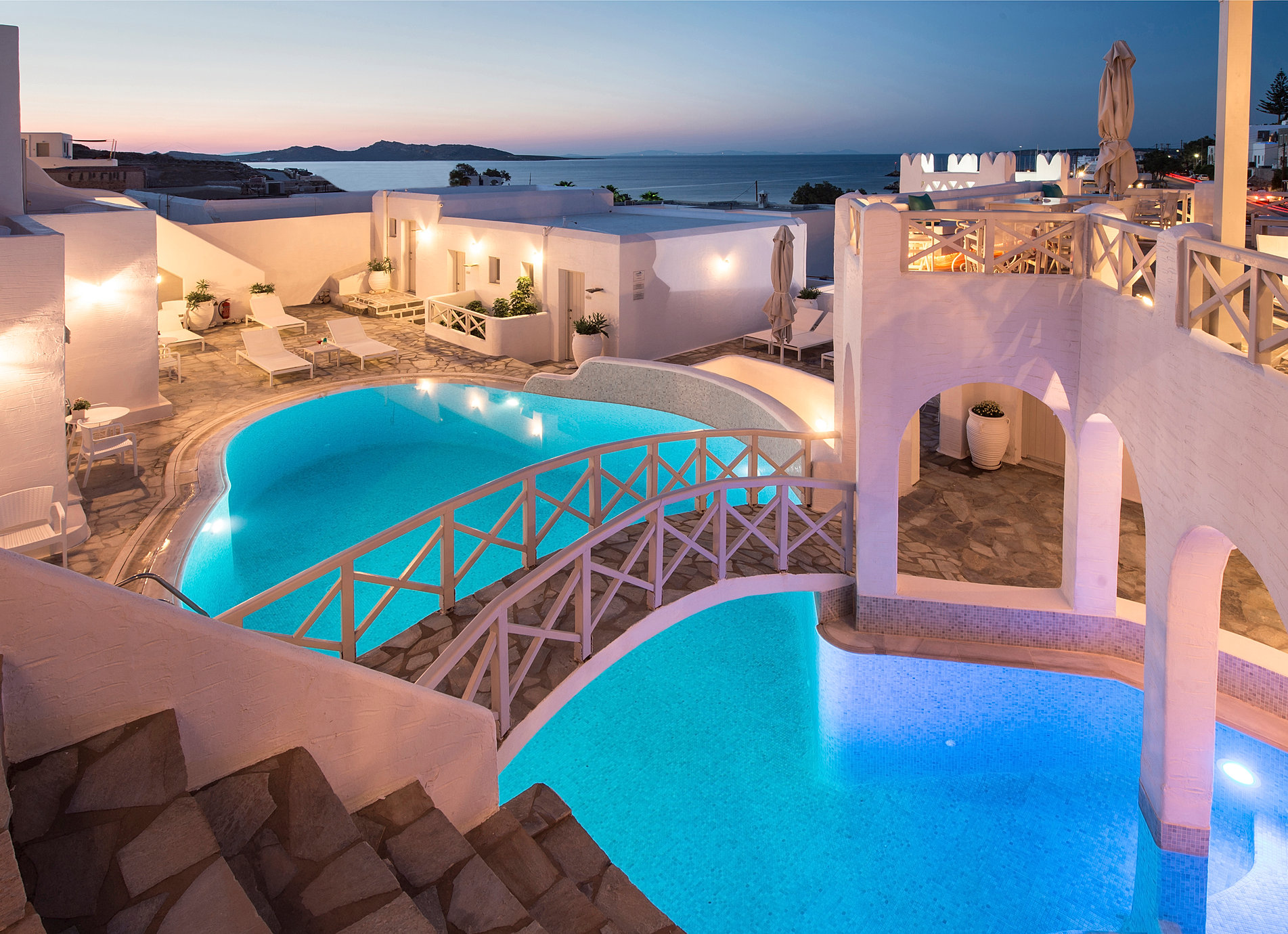 Naoussa paros boutique hotel kanale 39 s rooms suites for Boutique hotel paros
